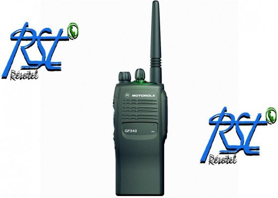 Radio Analogique GP340