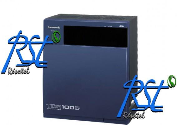 KX-TDA 100D